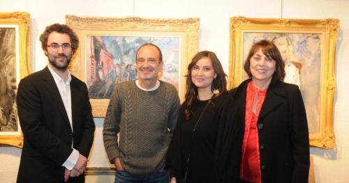 Vernissage Gen Paul Galerie Roussard